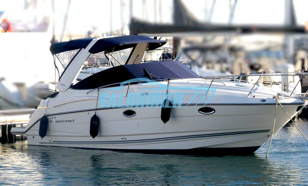 Monterey Boats - 315 Sport Yacht